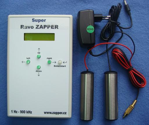 Kill Body Parasites With Zappers - West Side Health Care